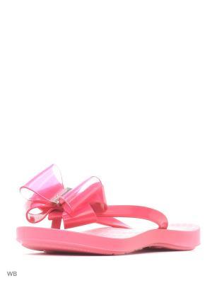 Пантолеты ZAXY. Цвет: малиновый
