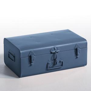Сундук металлический Denise AM.PM.. Цвет: белый,желтый,леопардовый рисунок,розовый телесный,серый,синий,хаки,черный