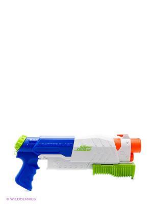 Супер Сокер Скаттербласт NERF. Цвет: синий, зеленый, красный, оранжевый