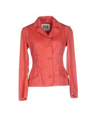Пиджак 313 TRE UNO. Цвет: красный