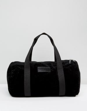 Dead Vintage Черная сумка дафл. Цвет: черный