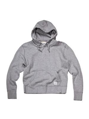 Джемпер Converse Sportswear Popover Hoodie. Цвет: серый
