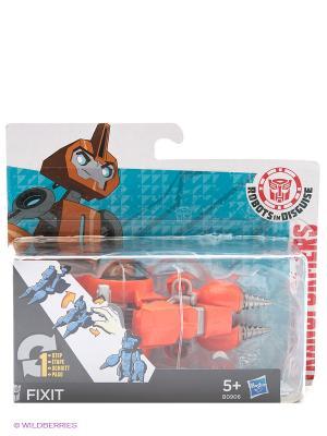 Трансформеры Роботс-ин-Дисгайс Уан-Стэп Transformers. Цвет: оранжевый