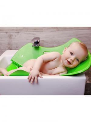 Ванночка детская Baby Swimmer. Цвет: зеленый