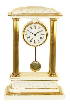 Настольные часы Delta. Цвет: мультицвет