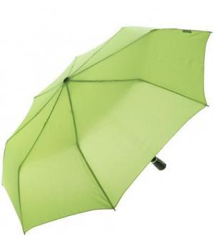Однотонный зонт из полиэстера Doppler. Цвет: зеленый