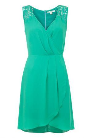 Платье Uttam Boutique. Цвет: green