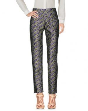 Повседневные брюки ANTONIO BERARDI. Цвет: фиолетовый