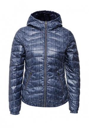 Куртка Gas. Цвет: синий