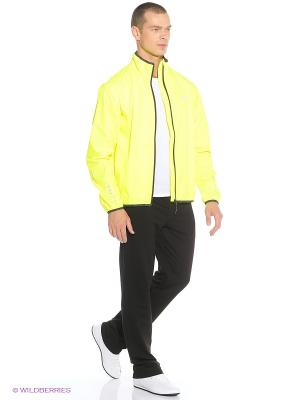 Куртка Trespass. Цвет: желтый