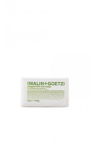 Мыло перечная мята MALIN+GOETZ. Цвет: beauty: na