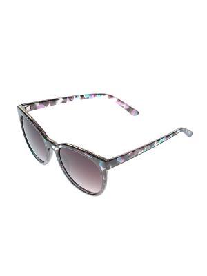 Солнцезащитные очки Migura. Цвет: черный, розовый