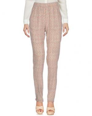 Повседневные брюки DIEGA. Цвет: красный