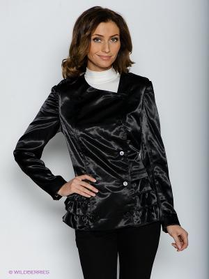 Куртка Nastya Sergeeva by May Be. Цвет: черный