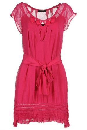 Платье CRISTINAEFFE COLLECTION. Цвет: fuchsia