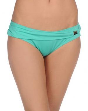 Плавки LIU •JO BEACHWEAR. Цвет: светло-зеленый