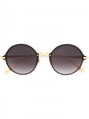 Солнцезащитные очки Samba Bambi Frency & Mercury. Цвет: чёрный