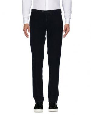 Повседневные брюки MORRIS. Цвет: черный