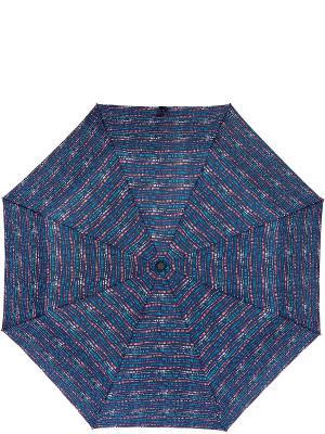 Зонт Labbra. Цвет: синий, коралловый