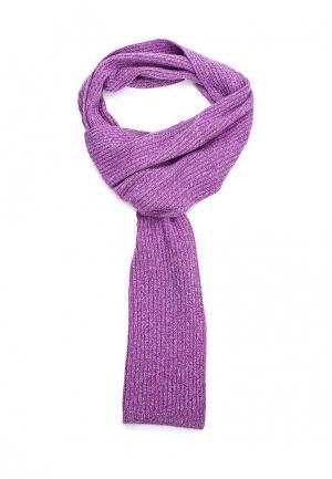 Шарф Max&Co. Цвет: фиолетовый