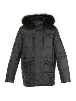 Куртка City Classic. Цвет: темно-серый