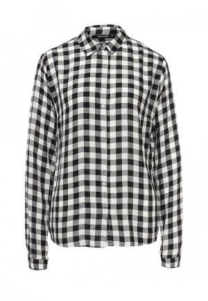 Рубашка Tom Farr. Цвет: черно-белый