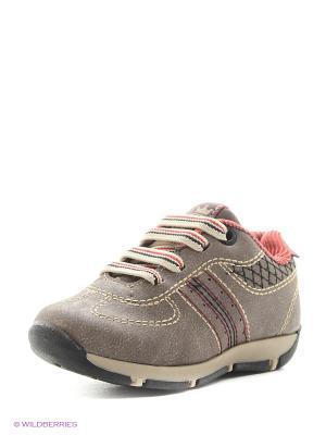 Ботинки Klin. Цвет: серый