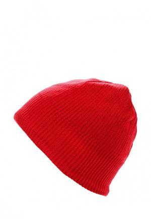 Шапка Salomon. Цвет: красный