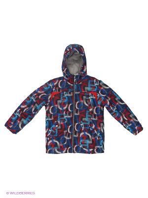 Куртка Devance. Цвет: красный