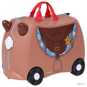Kids Travel 0183-GB01 Trunki. Цвет: коричневый
