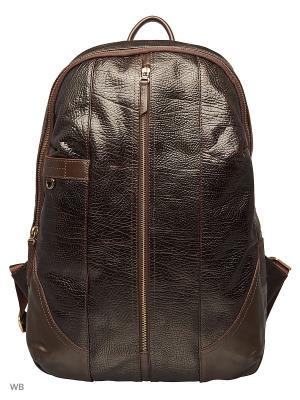 Рюкзак Tony Bellucci. Цвет: темно-коричневый