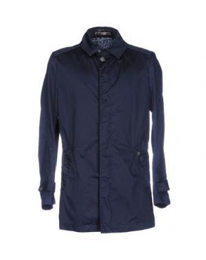 Легкое пальто JEY COLE MAN. Цвет: темно-синий