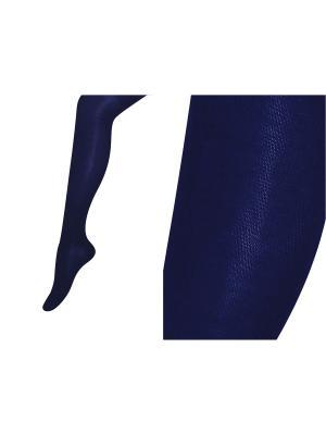 Колготки Премиум Glamuriki. Цвет: темно-синий