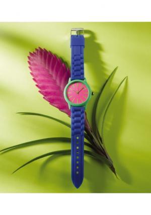 Наручные часы Venca. Цвет: малиновый