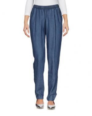 Джинсовые брюки GOLD HAWK. Цвет: синий