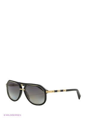 Солнцезащитные очки BLD 1625 101 Baldinini. Цвет: золотистый