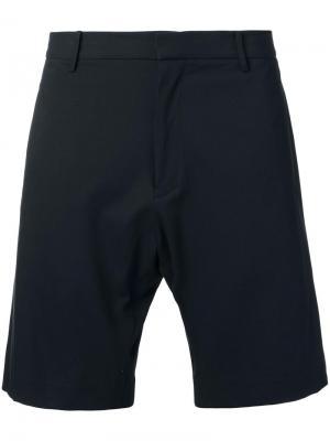 Классические шорты Bassike. Цвет: чёрный