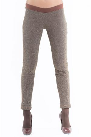 Leggings Conquista. Цвет: brown