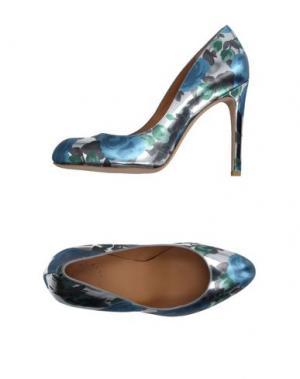 Туфли MARC BY JACOBS. Цвет: пастельно-синий