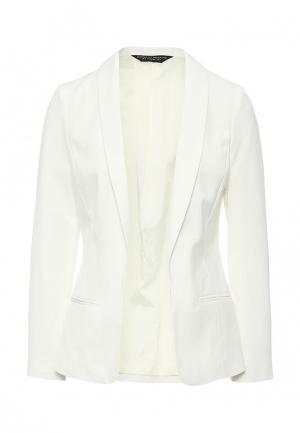 Пиджак Dorothy Perkins. Цвет: белый