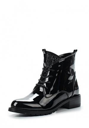 Ботинки Finn Line. Цвет: черный