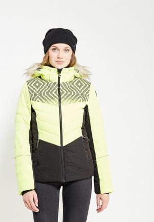 Куртка горнолыжная Icepeak. Цвет: желтый