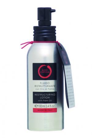 Флюид для волос с пальмовым маслом Restructuring Lotion, 100ml Aldo Coppola. Цвет: multicolor