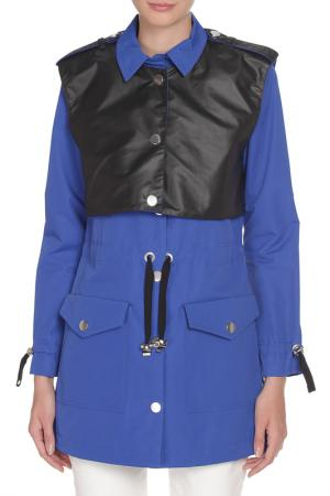 Куртка JC de Castelbajac. Цвет: синий