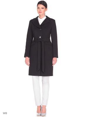 Пальто зимнее XP-GROUP. Цвет: черный