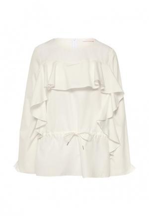 Блуза See by Chloe. Цвет: белый
