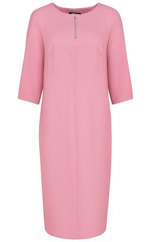 Розовое платье Le monique