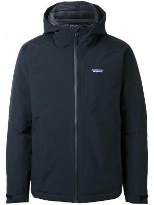 Дутая куртка Windsweep Patagonia. Цвет: чёрный