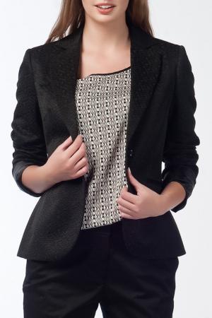 Пиджак NARAMAXX. Цвет: черный
