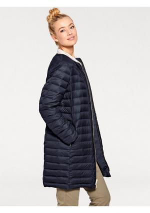 Двухсторонняя куртка B.C. BEST CONNECTIONS by Heine. Цвет: серо-коричневый, темно-синий